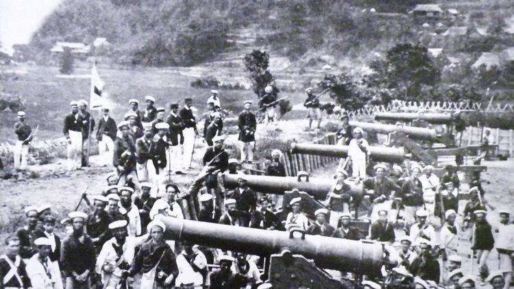 「長州 藩 下関 砲台」の画像検索結果